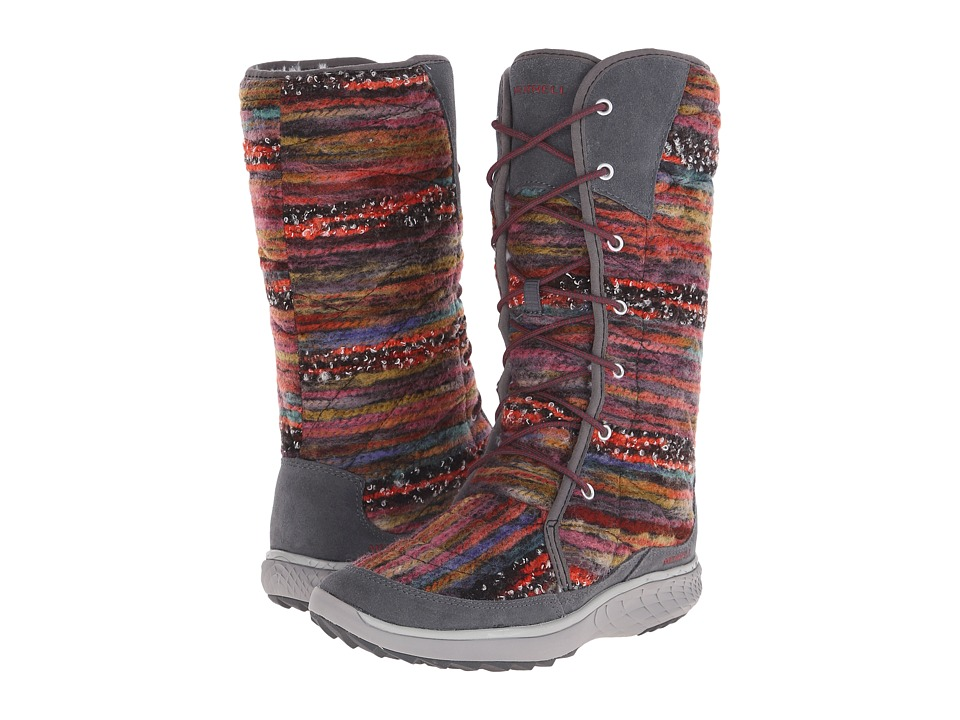 Merrell - Pechora Sky (Grey/Multi) Women