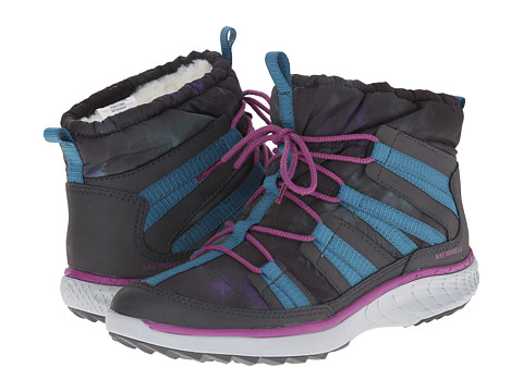 Merrell - Pechora Pull (Dragonfly) Women's Lace-up Boots