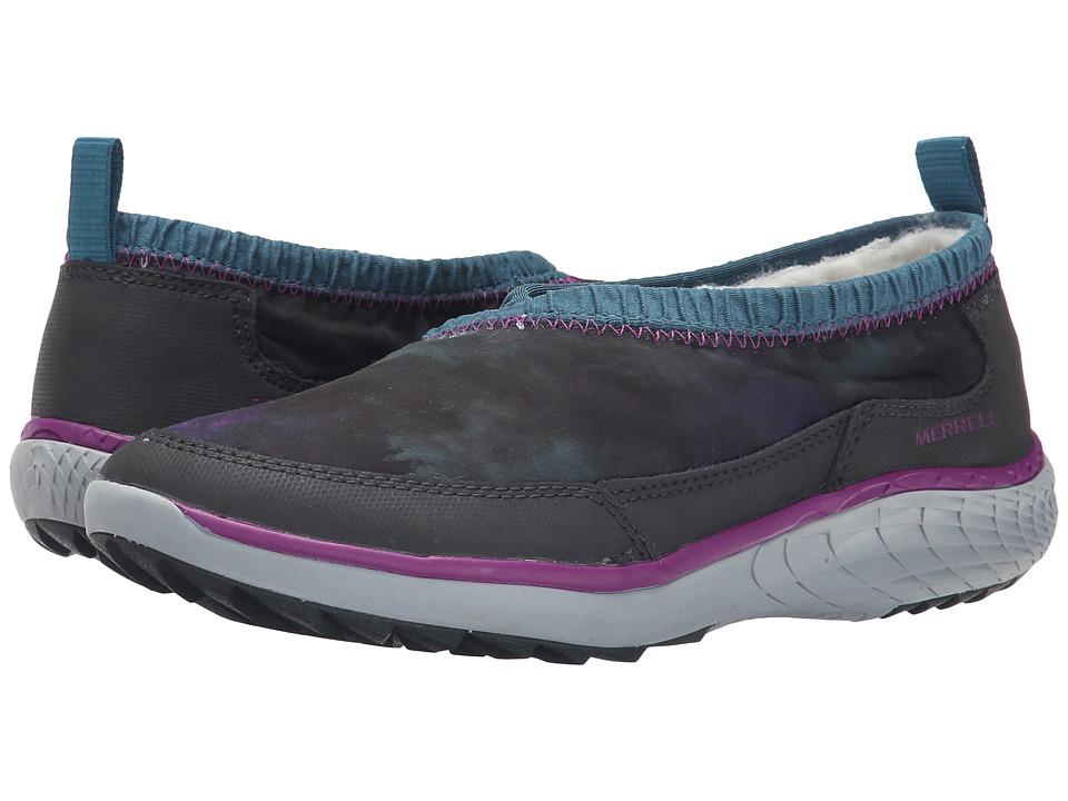 Merrell - Pechora Wrap (Dragonfly) Women's Slip on Shoes