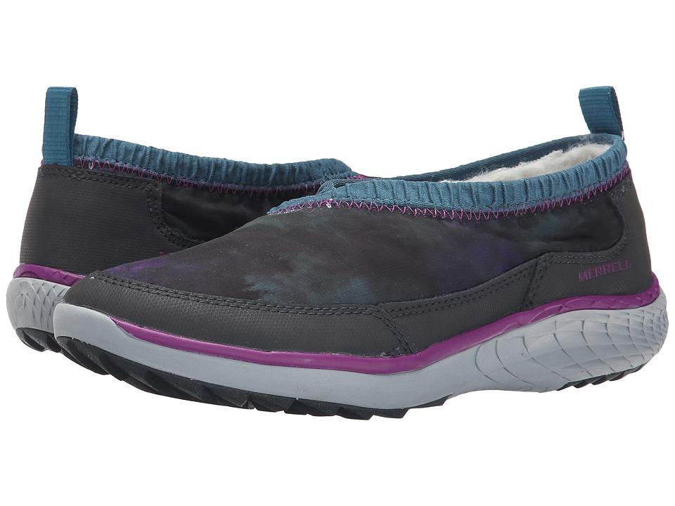 Merrell - Pechora Wrap (Dragonfly) Women's Slip on Shoes