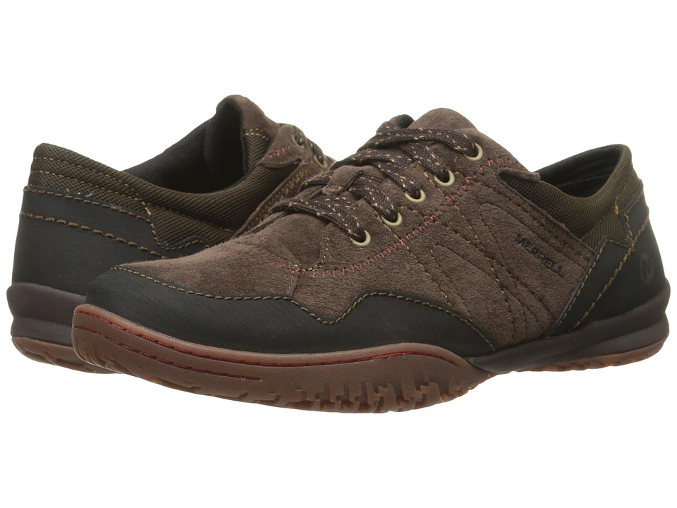 Merrell - Albany Lace (Espresso) Women's Lace up casual Shoes
