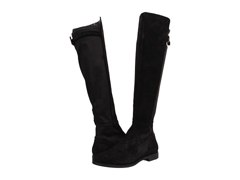 UGG - Danae Stretch (Black Suede) Women's Pull-on Boots