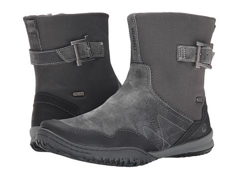 Merrell - Albany Sky Waterproof (Granite) Women's Zip Boots