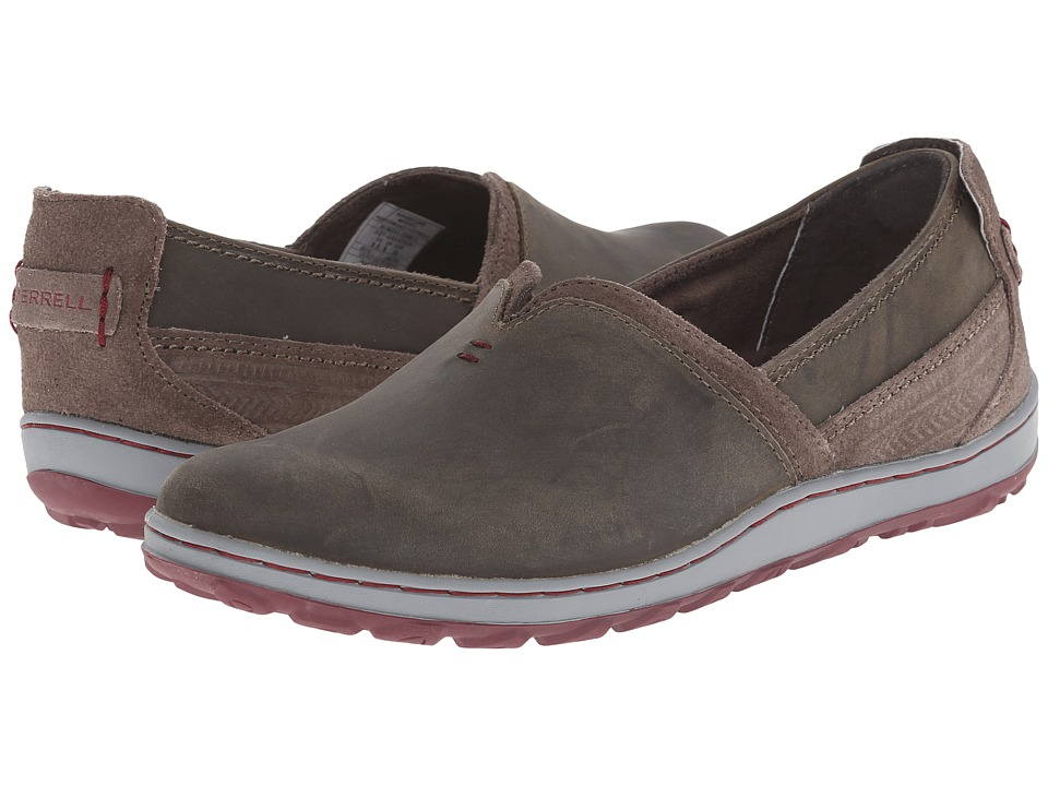 Merrell - Ashland (Bungee Cord) Women's Slip on Shoes