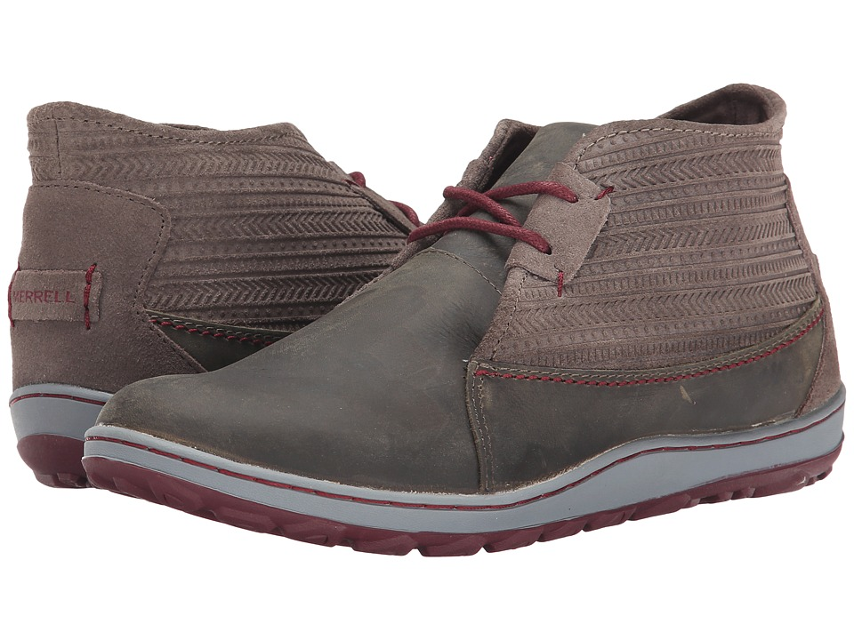 Merrell - Ashland Chukka (Bungee Cord) Women's Lace up casual Shoes