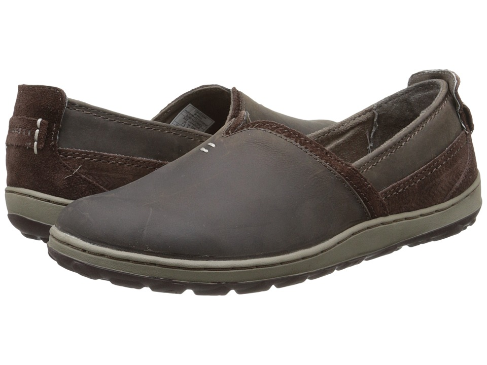 Merrell - Ashland (Coffee Bean) Women's Slip on Shoes