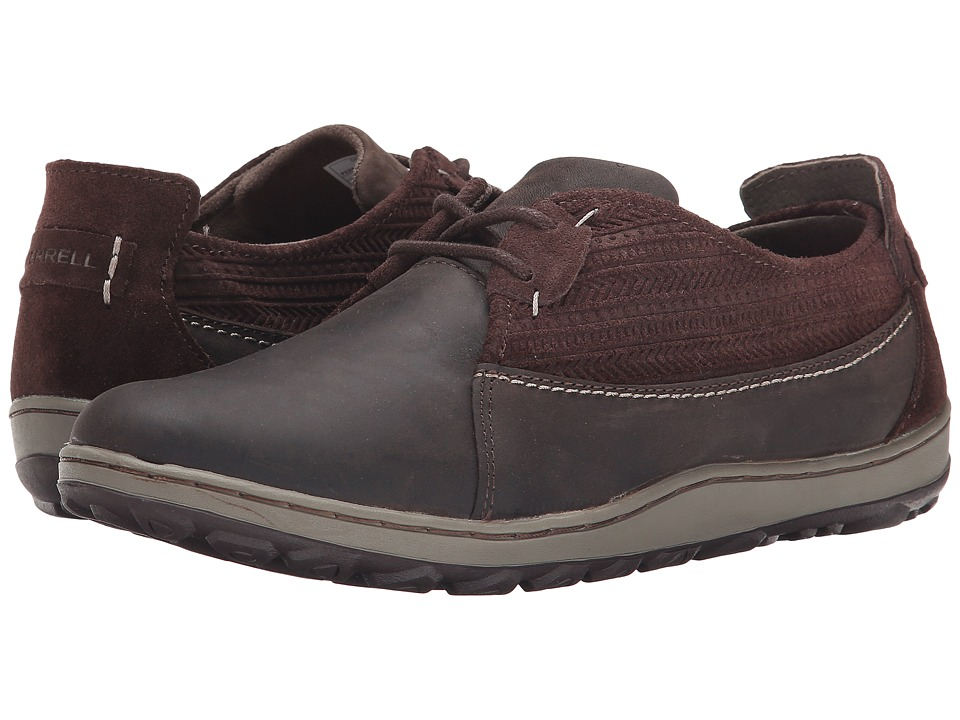 Merrell - Ashland Tie (Coffee Bean) Women