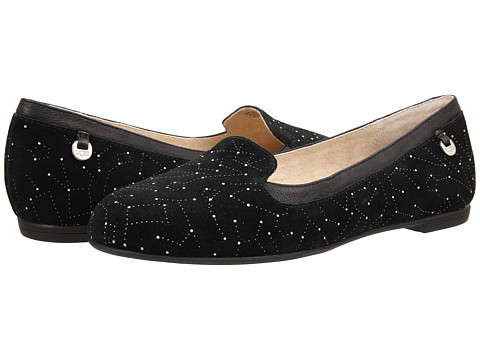 UGG - Bentlie Constellation (Black Suede) Women's Slip on Shoes