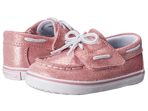 Sperry Top-Sider Kids - Bahama Crib Jr. (Infant/Toddler) (Pink Sparkle) Girls Shoes
