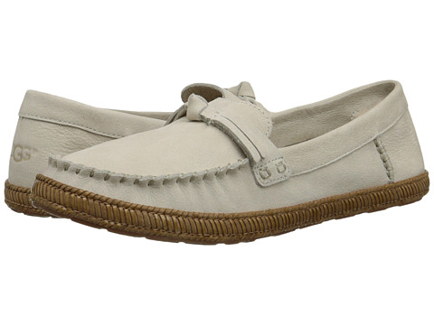 UGG - Amila (Glacier Suede) Women's Moccasin Shoes