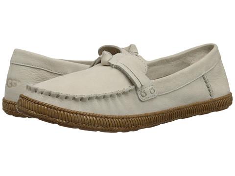 UGG - Amila (Glacier Suede) Women's Moccasin Shoes