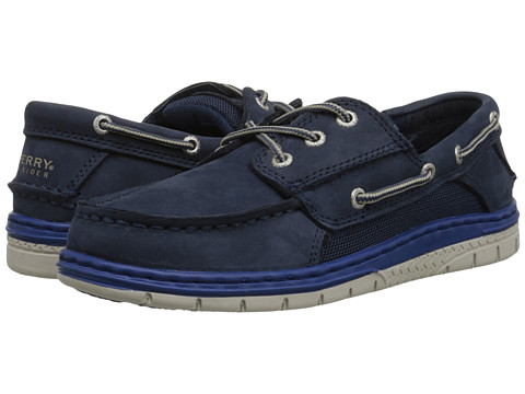 Sperry Top-Sider Kids - Billfish Sport (Little Kid/Big Kid) (Navy/Blue) Boys Shoes