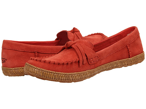 UGG - Amila (Scarlett Leather) Women's Moccasin Shoes