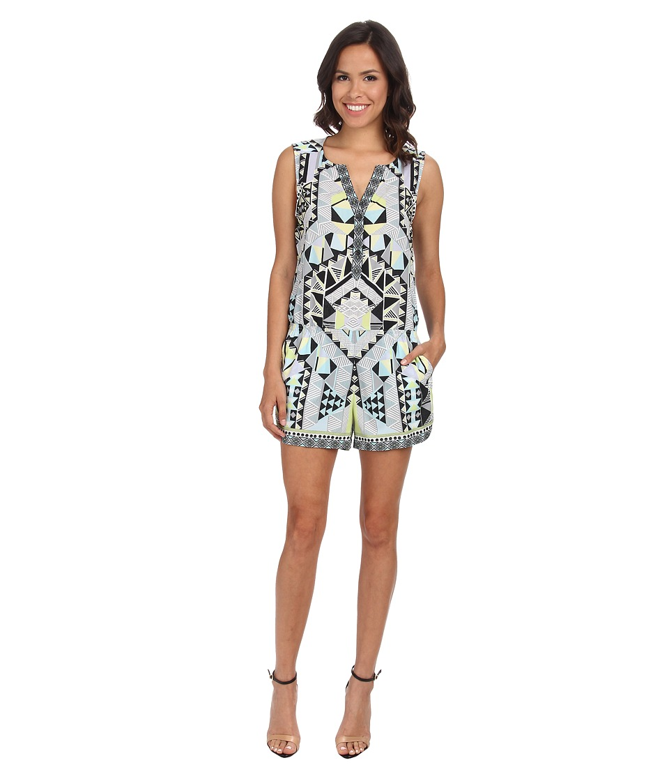 Hale Bob - Setai Nights Romper (Blue) Women