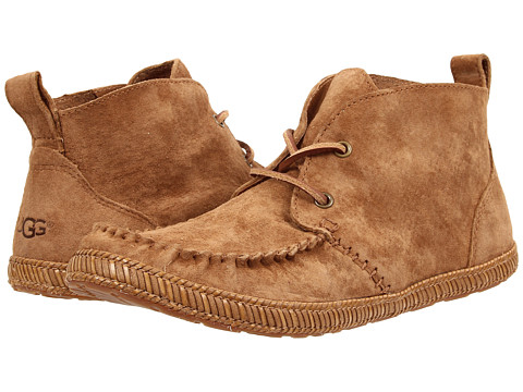 UGG - Kenai (Chestnut Suede) Women's Pull-on Boots