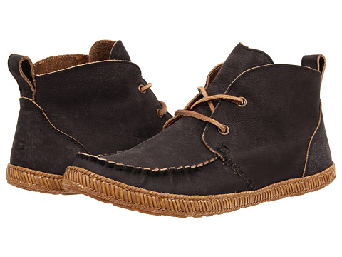 UGG - Kenai (Black Leather) Women