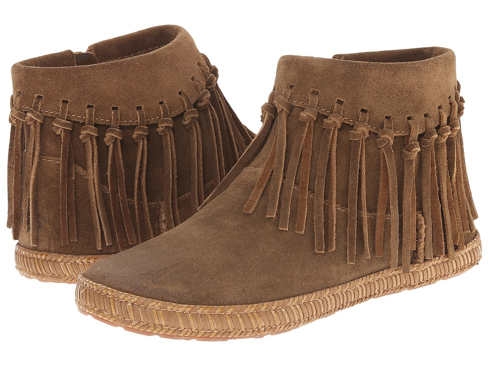 UGG - Shenendoah (Sugar Pine Suede) Women's Pull-on Boots