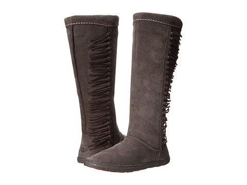 UGG - Mammoth (Charcoal Suede) Women's Pull-on Boots