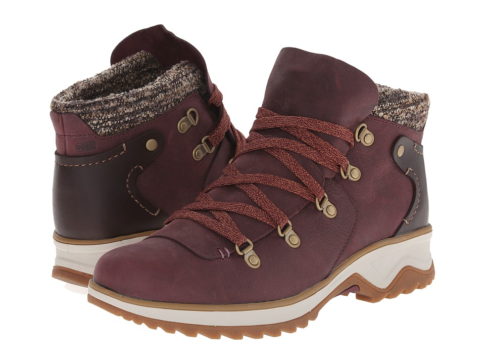 Merrell - Eventyr Bluff Waterproof (Wine) Women