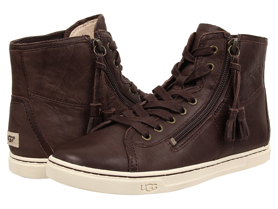 UGG - Blaney (Chocolate Leather) Women's Boots