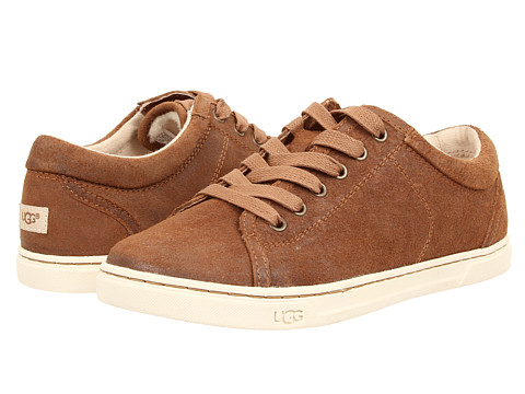 UGG - Tomi (Chestnut Leather 1) Women's Shoes