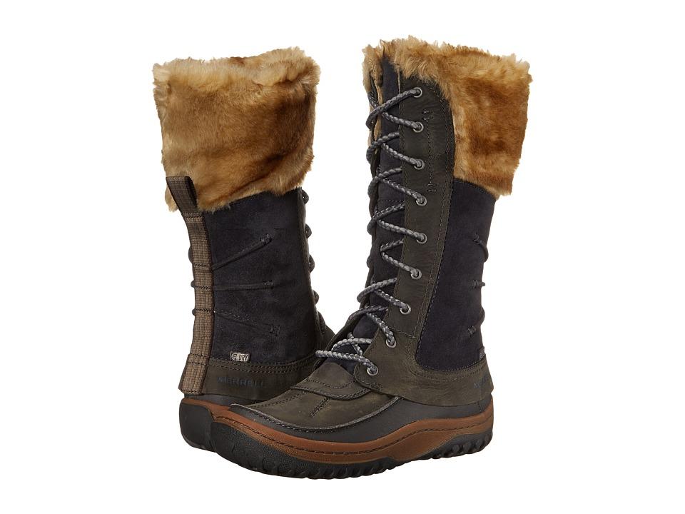 Merrell - Decora Prelude Waterproof (Wild Dove) Women's Hiking Boots