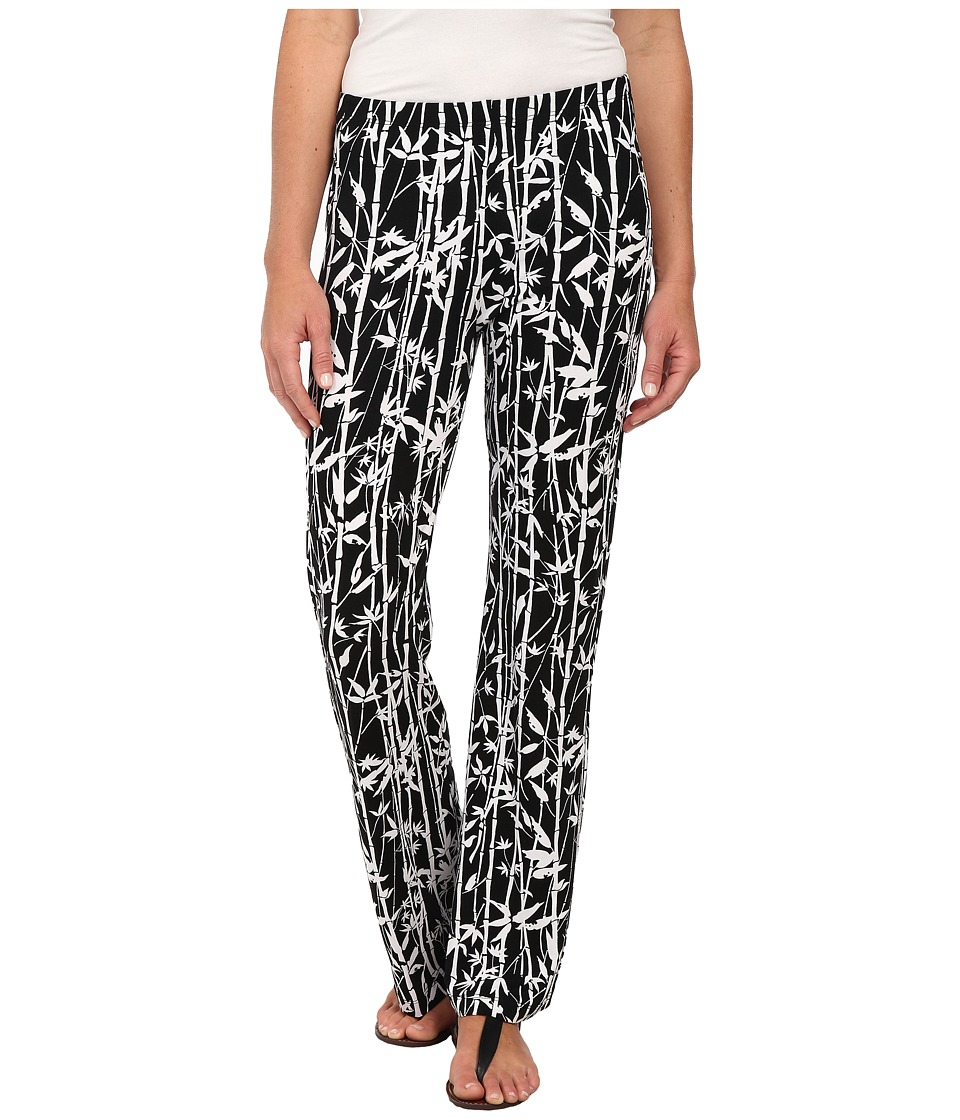 Karen Kane - Wide Leg Print Pants (Print) Women's Casual Pants