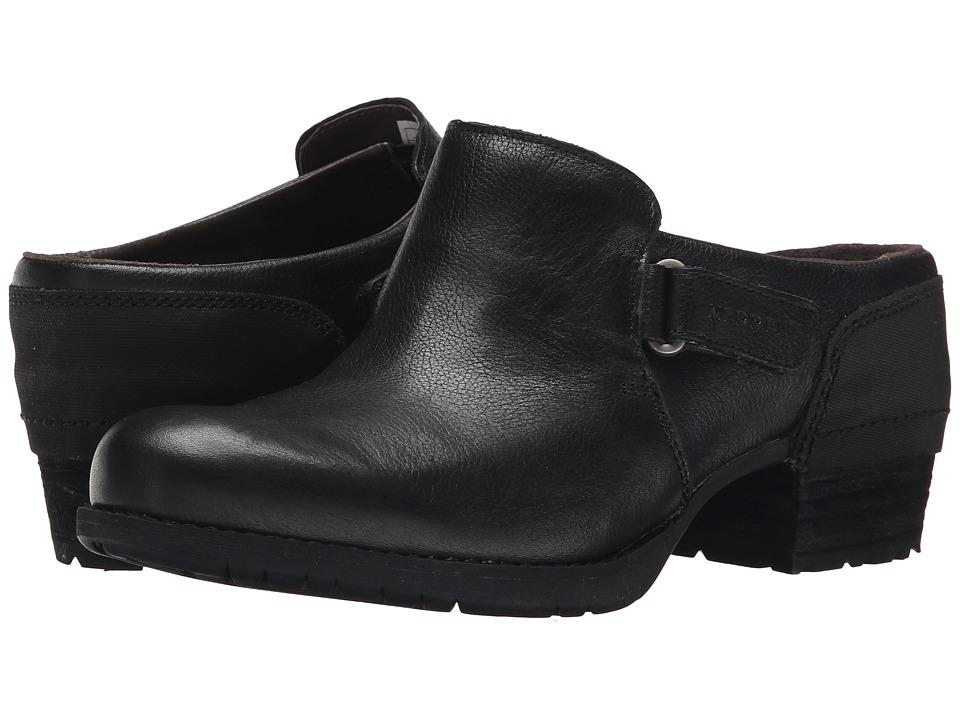 Merrell - Shiloh Clog (Black) Women's Clog Shoes