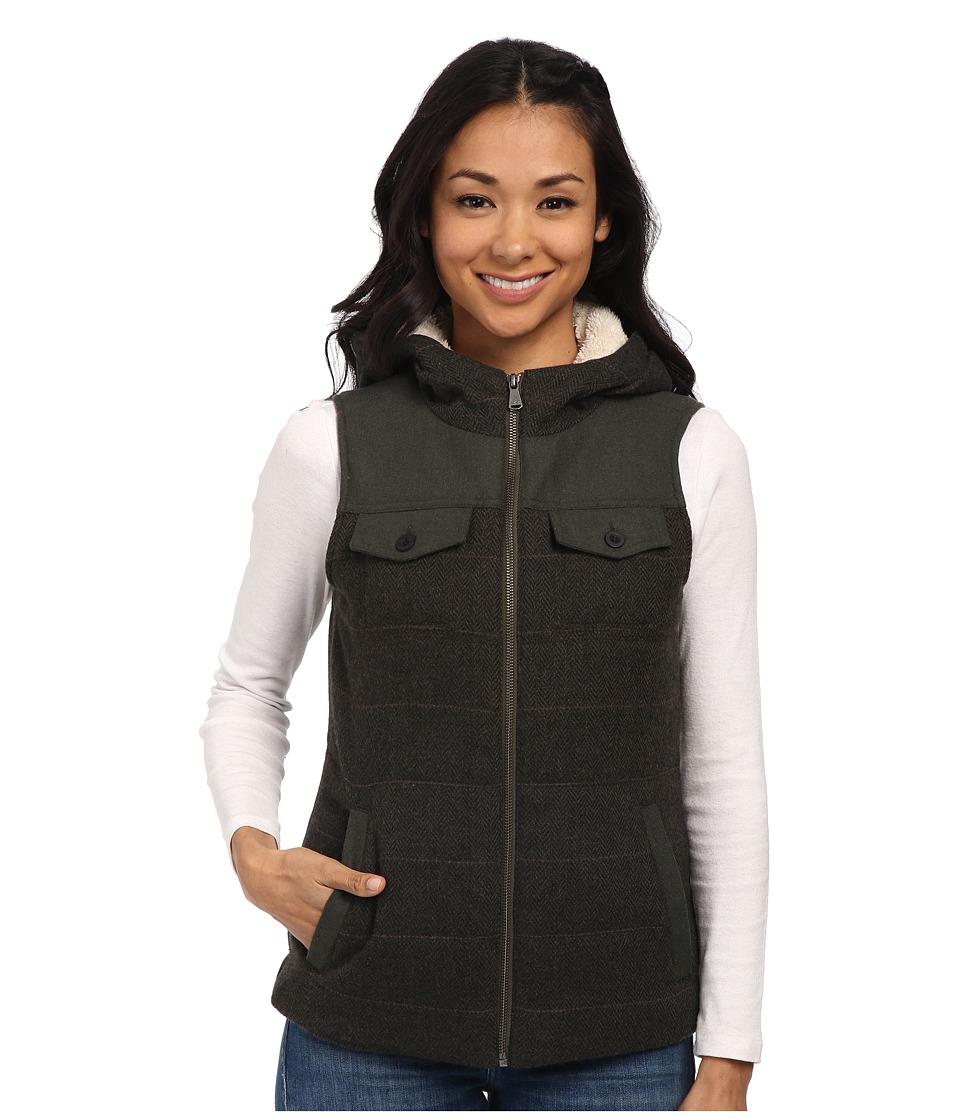 Prana - Ava Vest (Cargo Green) Women's Vest