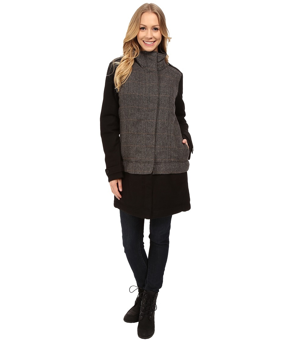 Prana - Caprise Jacket (Gravel) Women's Coat