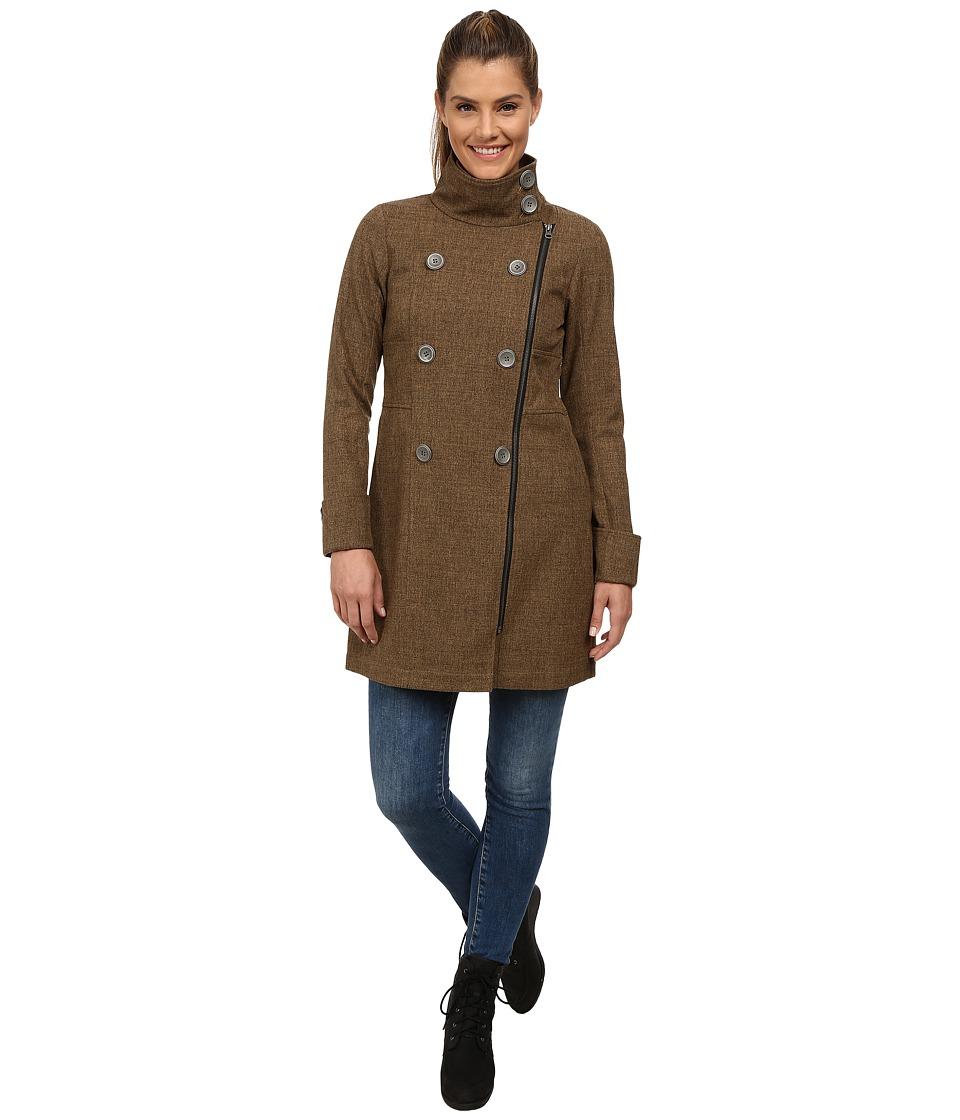 Prana - Sutherland Jacket (Acorn) Women's Coat