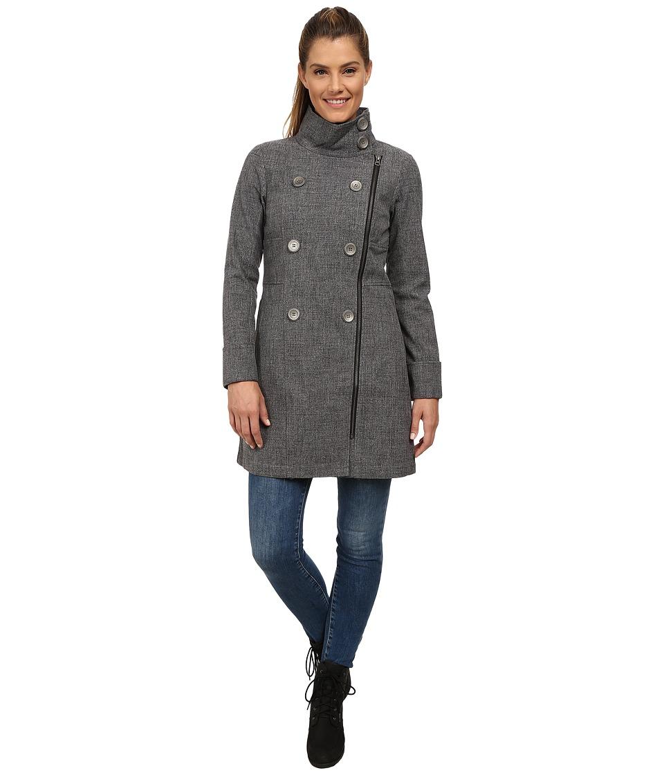 Prana - Sutherland Jacket (Gravel) Women's Coat