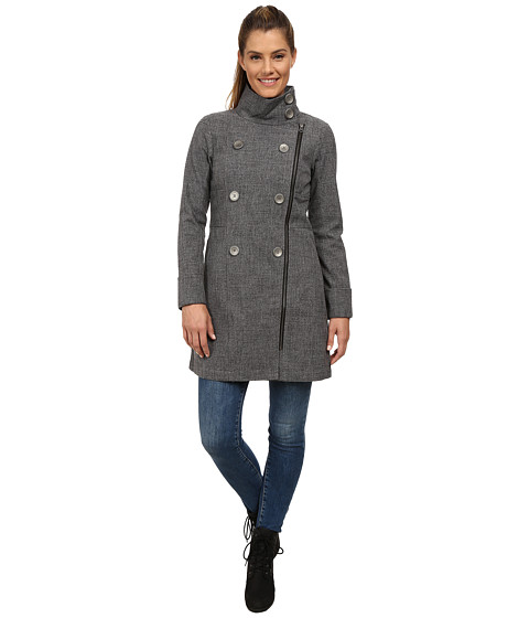 Prana - Sutherland Jacket (Gravel) Women's Coat