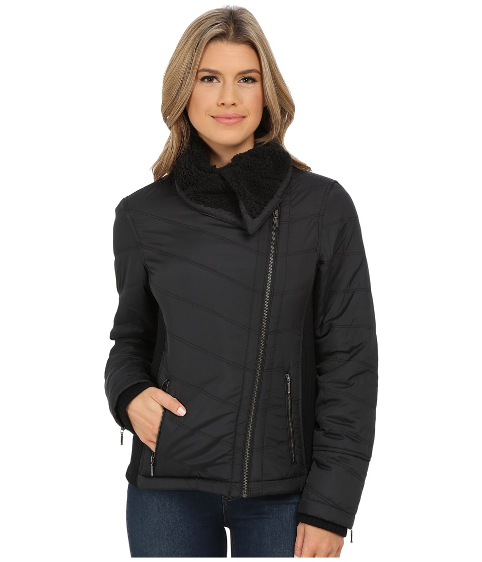 Prana - Diva Jacket (Black) Women's Coat