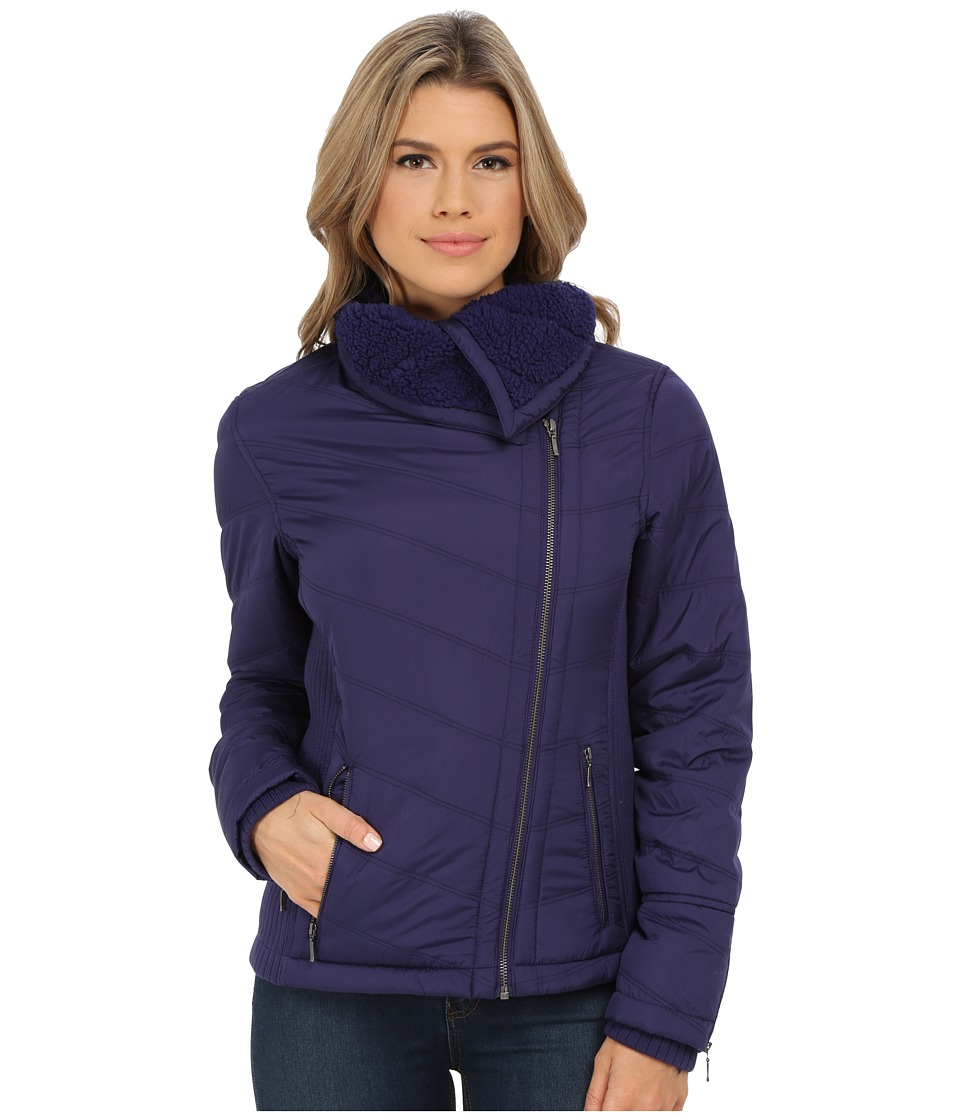 Prana - Diva Jacket (Indigo) Women's Coat