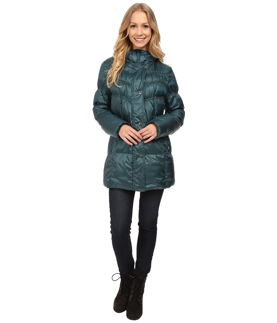 Prana - Milly Down Jacket (Deep Balsam) Women's Coat