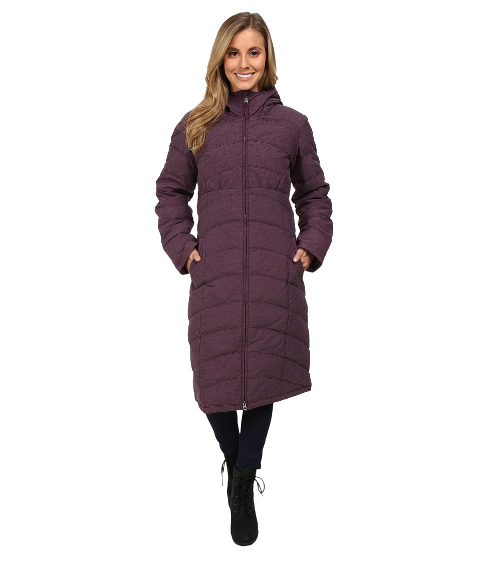 Prana - Irina Jacket (Black Plum) Women's Coat