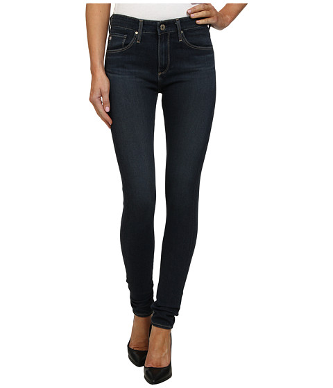 AG Adriano Goldschmied - The Farrah Skinny in Reef (Reef) Women's Jeans
