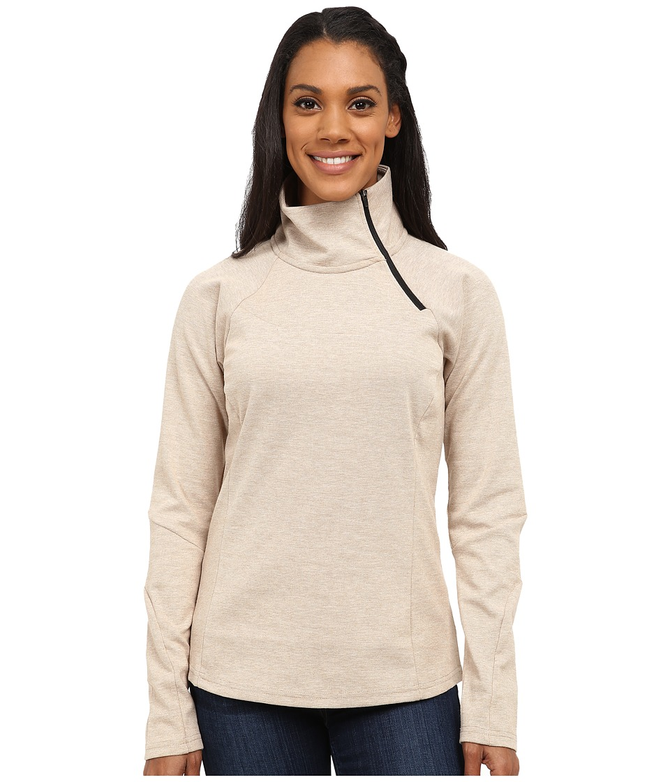 Prana - Bourke Top (Dark Khaki) Women
