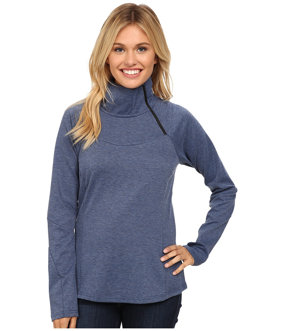 Prana - Bourke Top (Stream) Women's Long Sleeve Pullover