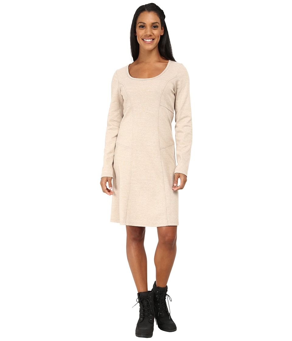Prana - Soskia Dress (Dark Khaki) Women's Dress