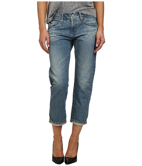 AG Adriano Goldschmied - The Tomboy Crop in 14 Years Sundrenched (14 Years Sundrenched) Women's Jeans