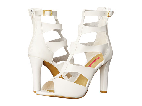 C Label - Vince-6 (White) High Heels