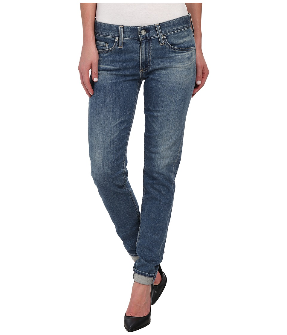 AG Adriano Goldschmied - The Nikki in 15 Years Saltwater (15 Years Saltwater) Women's Jeans
