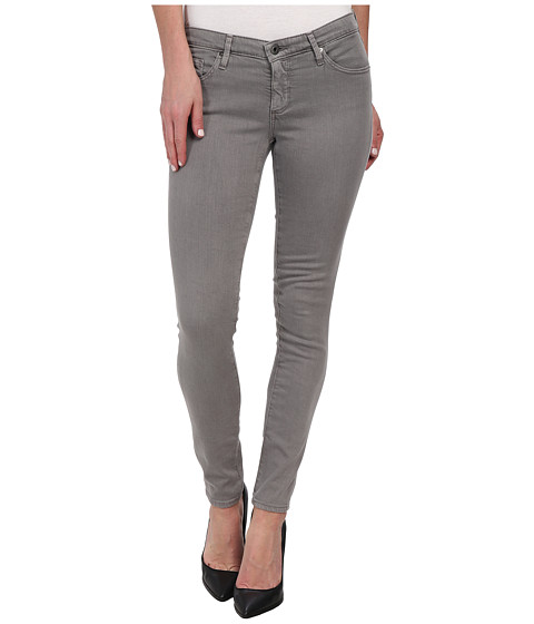 AG Adriano Goldschmied - The Leggings Ankle in Sulfur Shale (Sulfur Shale) Women's Jeans