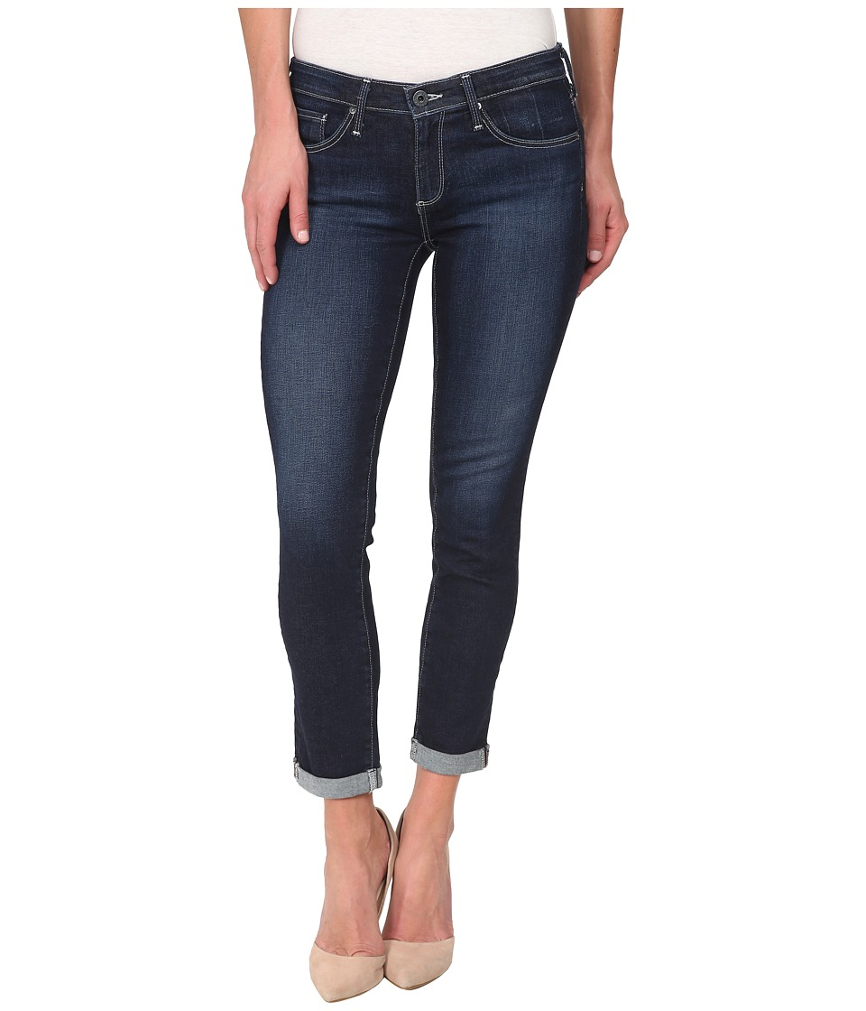 AG Adriano Goldschmied - The Stilt Roll Up in Hidden Cove (Hidden Cove) Women's Jeans