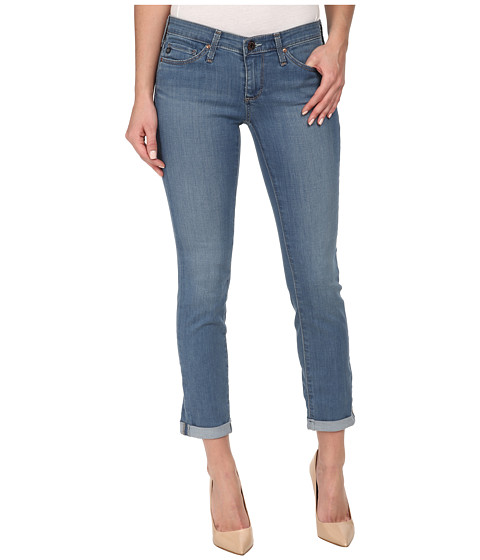 AG Adriano Goldschmied - The Stilt Roll Up in Nook (Nook) Women's Jeans