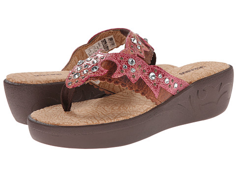 Durango - Cheyenne (Rasberry/Chocolate) Cowboy Boots