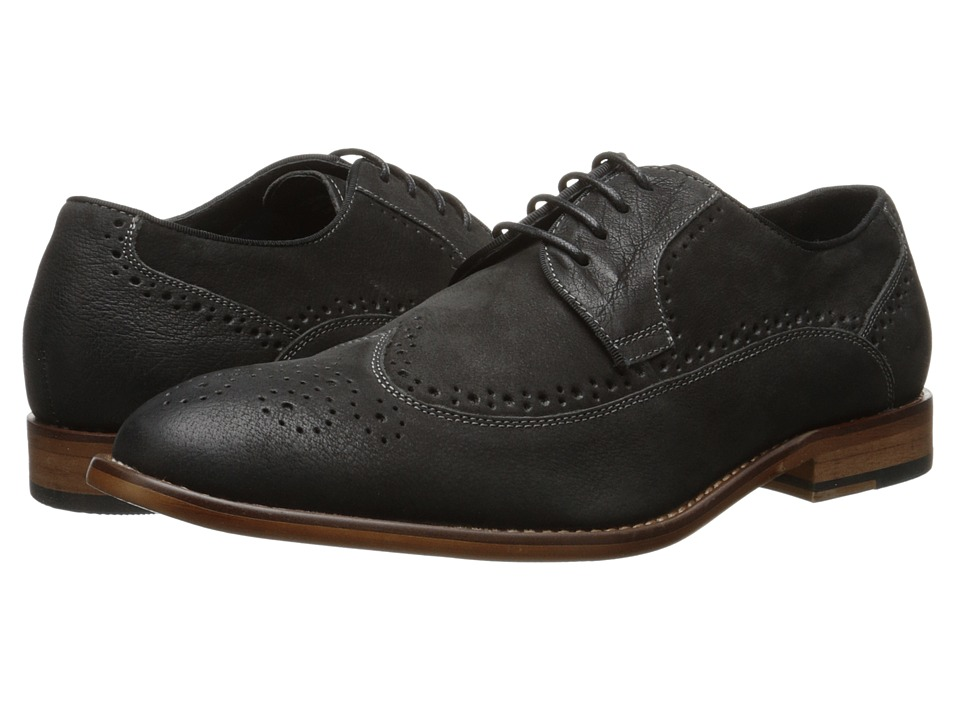 Steve Madden - Kerman (Black Nubuck) Men