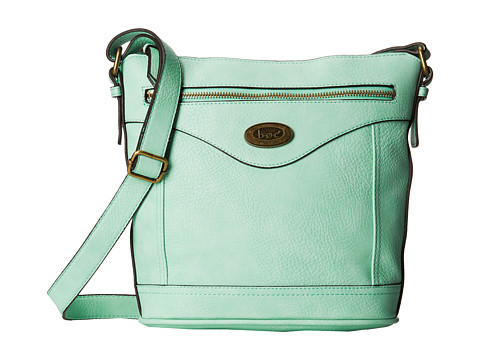 b.o.c. - Potomac Bucket Crossbody (Mint) Cross Body Handbags